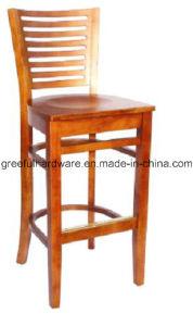 Fashion Design Wooden Bar Chair