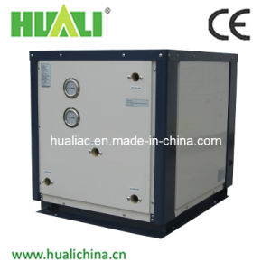 Ground Source Water Heat Pump Geothermal Heat Pump with High Compressor pictures & photos