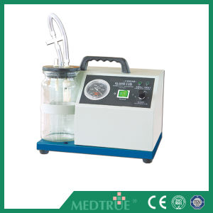 Hot Selling Medical Mobile Portable Electric Emergency Suction Unit (MT05001017) pictures & photos