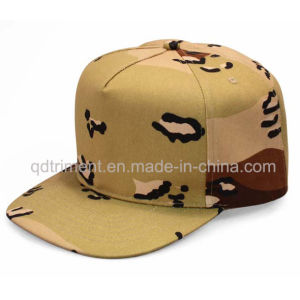 Top Profile 5-Panel Camouflage Leisure Baseball Cap (TMFLC9280TC) pictures & photos
