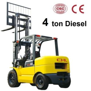 4 Ton Diesel Truck with CE (CPCD40) pictures & photos