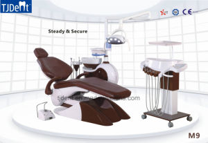 German Grade Premium Quality Steady & Secure Tray Detached Dental Unit (M9) pictures & photos