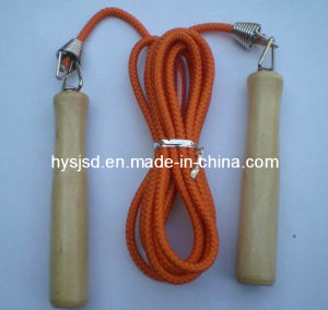 Factory Cheap Fast Shipping Wooden Jump Rope pictures & photos