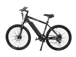 CE Pas (throttle optional) Frame Hidden Portable Battery Electric Bicycle (PB111) pictures & photos