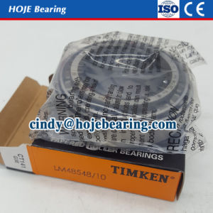Inch Size Auto Truck Taper Roller Bearing Lm 48548/48510 pictures & photos