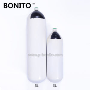 Bonito Breathing with Compressed Air Bottle 4L