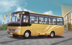 Long-Distance Transport Coach Small Type 7-8m 25+1seats pictures & photos