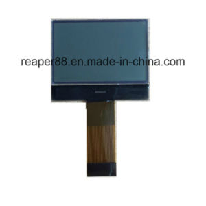 FSTN 128*64 Positive Cog LCD pictures & photos