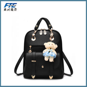 High-Quality Colorful Double-Deck Fashion Backbag pictures & photos