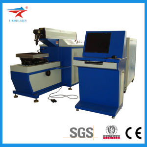 Carbon Steel/Mild Steel/Spring Steel Metal Sheet Laser Cutter Machine (TQL-LCY500-0505)