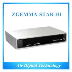 Zgemma Star H1 Receiver Free Dish DVB-C Enigma 2 Linux Operating System pictures & photos