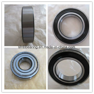 Motorcycle Front Wheel Bearing Factory China 6301-2RS Deep Groove Ball Bearing pictures & photos