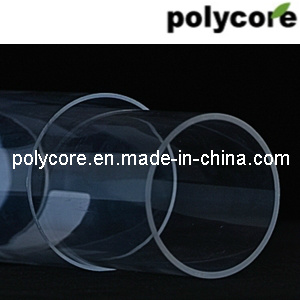Polycarbonate Tube- Plastic Tube pictures & photos
