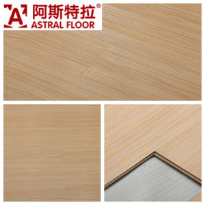German Technical Mirror Surface (u-groove) Laminate Flooring (AS2604) pictures & photos