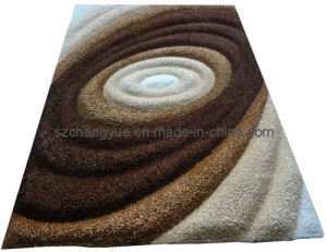 Polyester Modern Shaggy Rugs with 3D Effects -2 (CYXH0053-01) pictures & photos