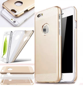 Mobile Cover Cellphone Case for iPhone6 Metal Case pictures & photos