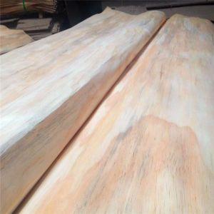 Natural Bintangor Wood Veneer with 0.28mm pictures & photos