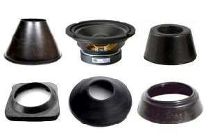 Equipment Custom Rubber Cone Seal