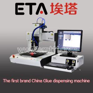 Full Auto Glue Dispenser Machine Au99, Robotic Dispensing Machine Systems / Automated Dispensing Systems for Glue Adhesives pictures & photos