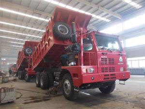 HOWO 6X4 50 Tons Sinotruk Mining Truck (ZZ5507S3640AJ) pictures & photos