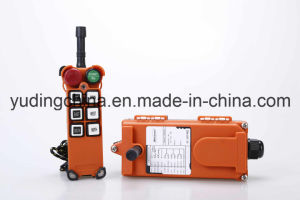 F21-E1 Industrial Wireless Radio Remote Control System for Bridge Crane pictures & photos