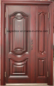 Middle East Sunscreen Steel Security Door (EF-S089) pictures & photos