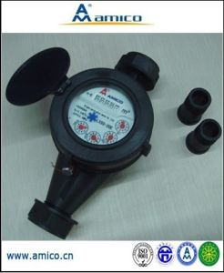 (A) ISO4064 High Quality Plastic Body Water Meter pictures & photos