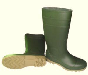 PVC Rainboots (SG-201) pictures & photos