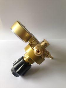 Anti-Explosion Watchcase Brass Oxygen Gas Regulator pictures & photos