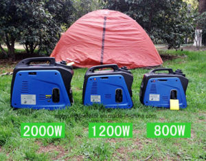 Compact Super Silent Gasoline Generator with USB pictures & photos