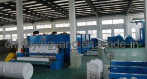 YYL-H Synthetic Lether Substrate Production Line pictures & photos