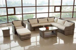 Rattan Corner Sofa Furniture Set (BZ-SF073)