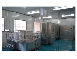 Tunnel Oven Hot Air Circulation Sterilizing Oven pictures & photos