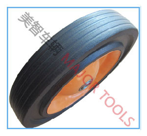 Solid Rubber Wheel 12X2d for Carts and Trolley pictures & photos