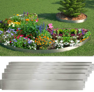 Direct Factory Manufacture Galvanized Steel Garden Lawn Edging pictures & photos