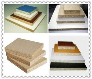 High-Density Melamine Boards Melamine Laminated Particle Boards pictures & photos