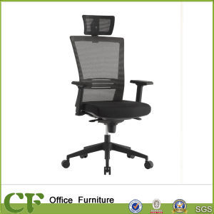Bifma Certified Ergonomic High Back Chair with Headrest pictures & photos