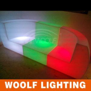 Li-Battery Rechagable LED Sofa LED Lighting Sofa pictures & photos
