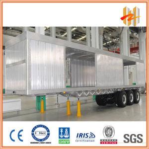 Aluminum Trailer Truck Body (ZW-TP- 024)