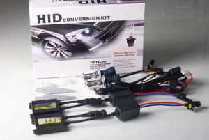 Best Selling Model 35W Slim HID Xenon Light HID Conversion Kit pictures & photos