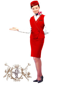 Airlines Uniform with New Design pictures & photos