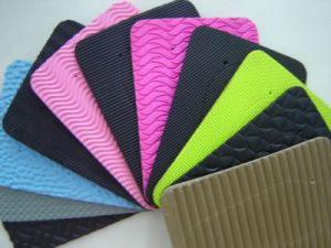 EVA Shoes Sole Material for Flip Flop Outsole Making pictures & photos