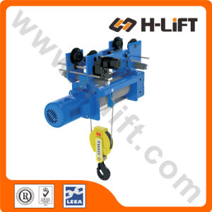 Wht-B Type Electric Standard Headroom Trolley Hoist pictures & photos