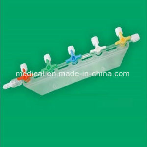 Medical 3-Way Manifold for Disposable Use pictures & photos
