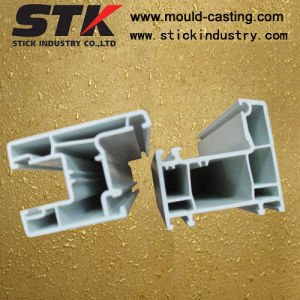 PVC Plastic Extrusion Profile for Refrigerator (STK-PE001) pictures & photos