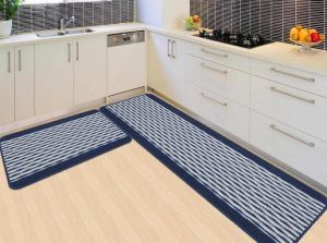 Water Washable Home Use Kitchen Mat