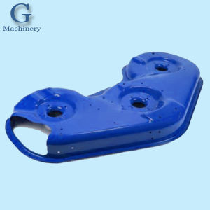 Factory Price Deep Drawing Parts for Lawn Tractor Mower Deck Housing