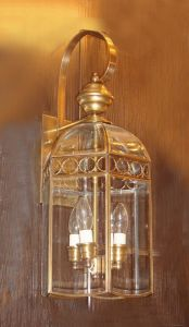19028 Copper Wall Lighting with Glass Decorative pictures & photos