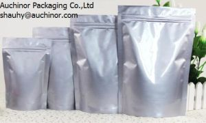 Top Zip Lock Bag / Sealed Aluminum Pouch pictures & photos
