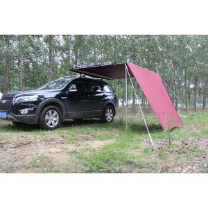 Camping Accessories New Design Water Repellence 4X4 Wing Awning for Camping Caravan Awning pictures & photos